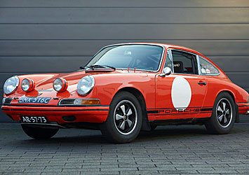 Porsche911 20 Rally Fahrzeug Klein