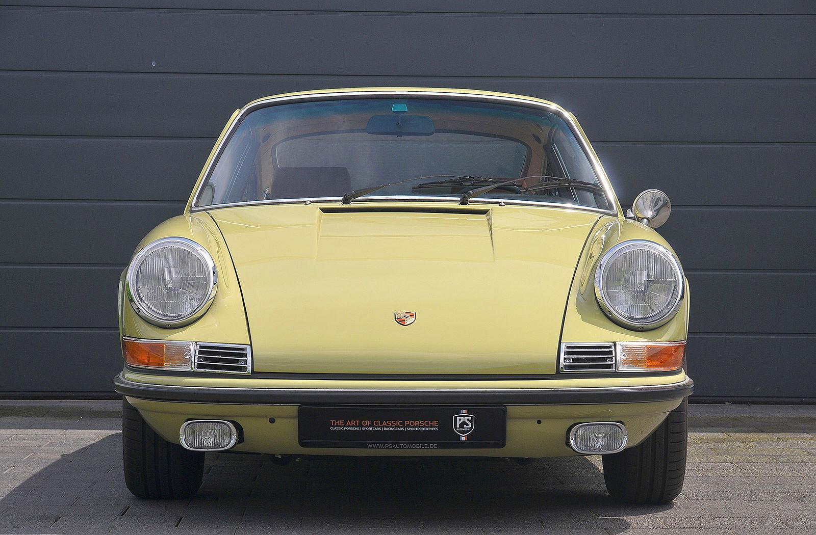 PS Automobile Porsche 911 2.0 S Coupe Gelb 09