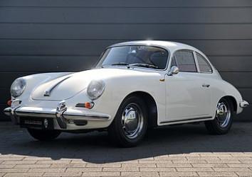 Porsche 356 Coupe Klein