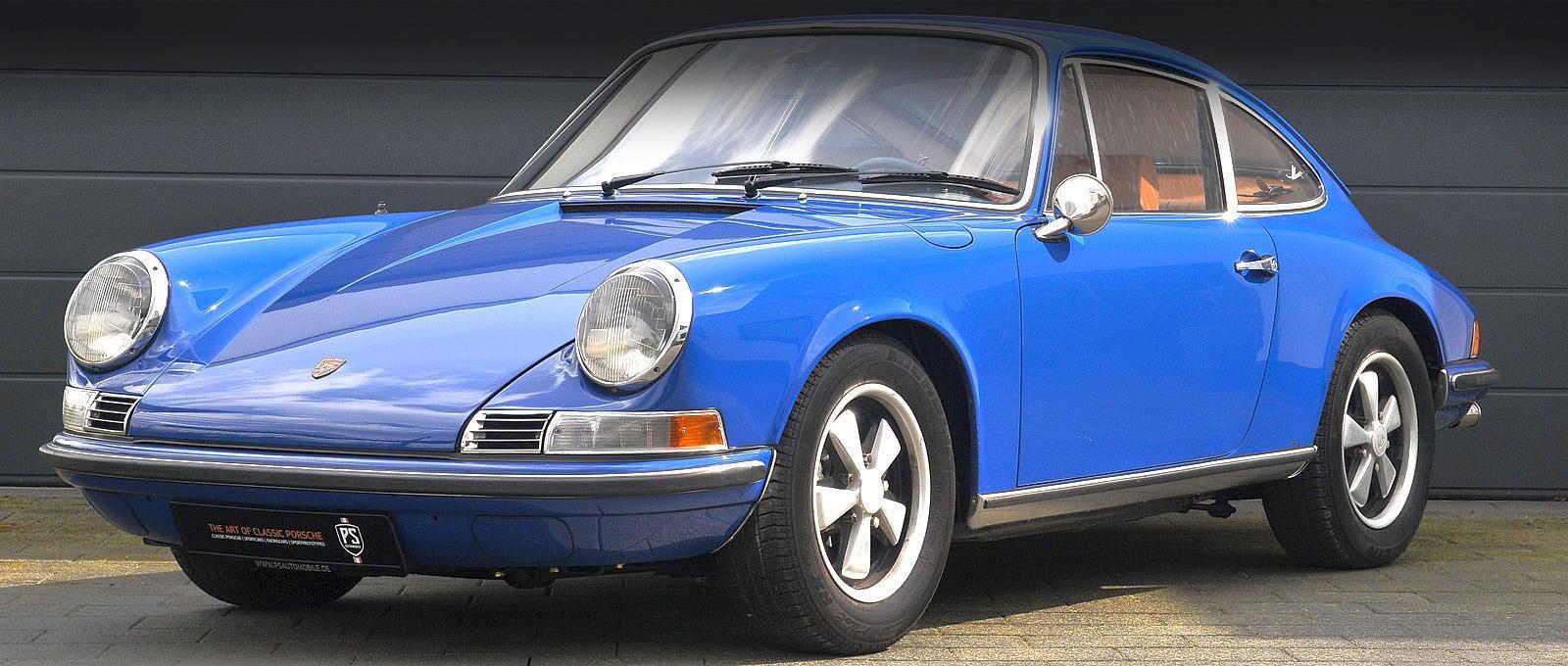 Porsche 911 2.0 S Coupé