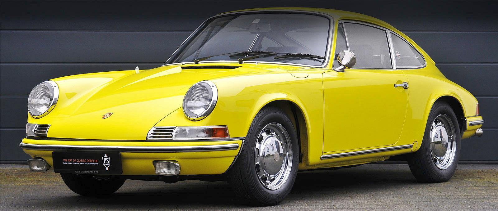 Porsche 911 2.0 T Coupé – Sportomatic