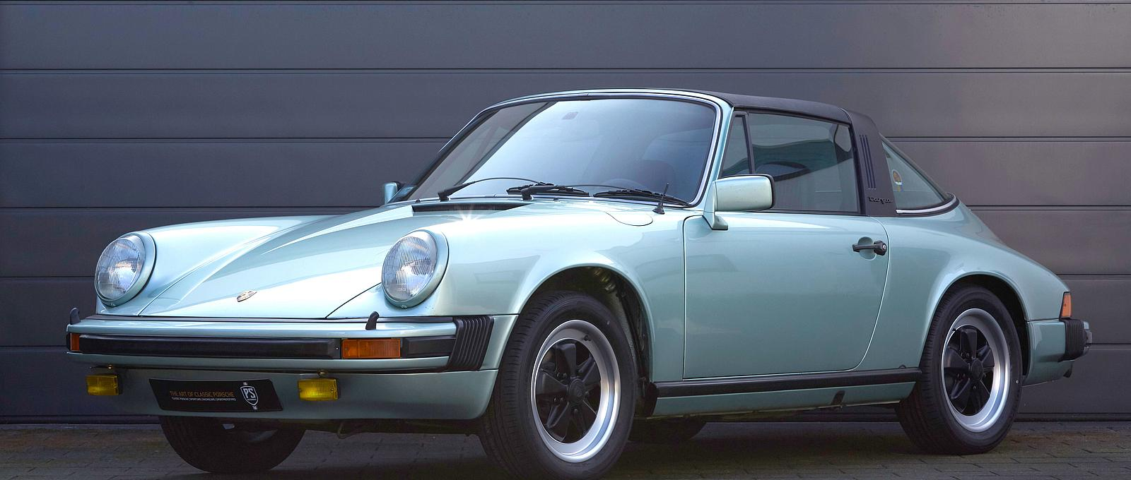 Porsche 911 2.7 SC Targa