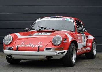 Porsche 911 ST AUFBAU Klein