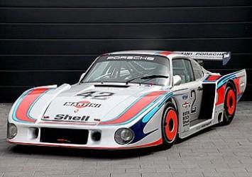 Porsche 935 K4 Martini Klein