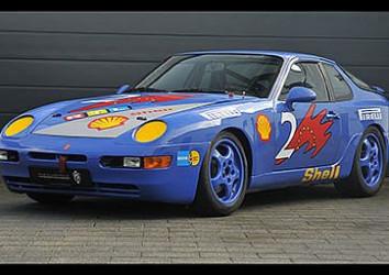 Porsche 968 Klein