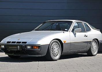 Porsche 924 Turbo Klein