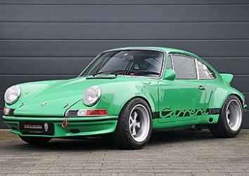 SA Porsche 11 2 8 RSR Aufbau Klein