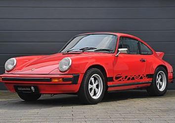 SA Porsche 911 2 7 Carrera Coupe Klein