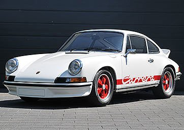 Porsche 911 Carrera RS M 472 Touring