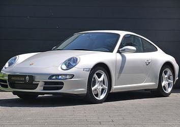 SA Porsche 997 Coupeklein