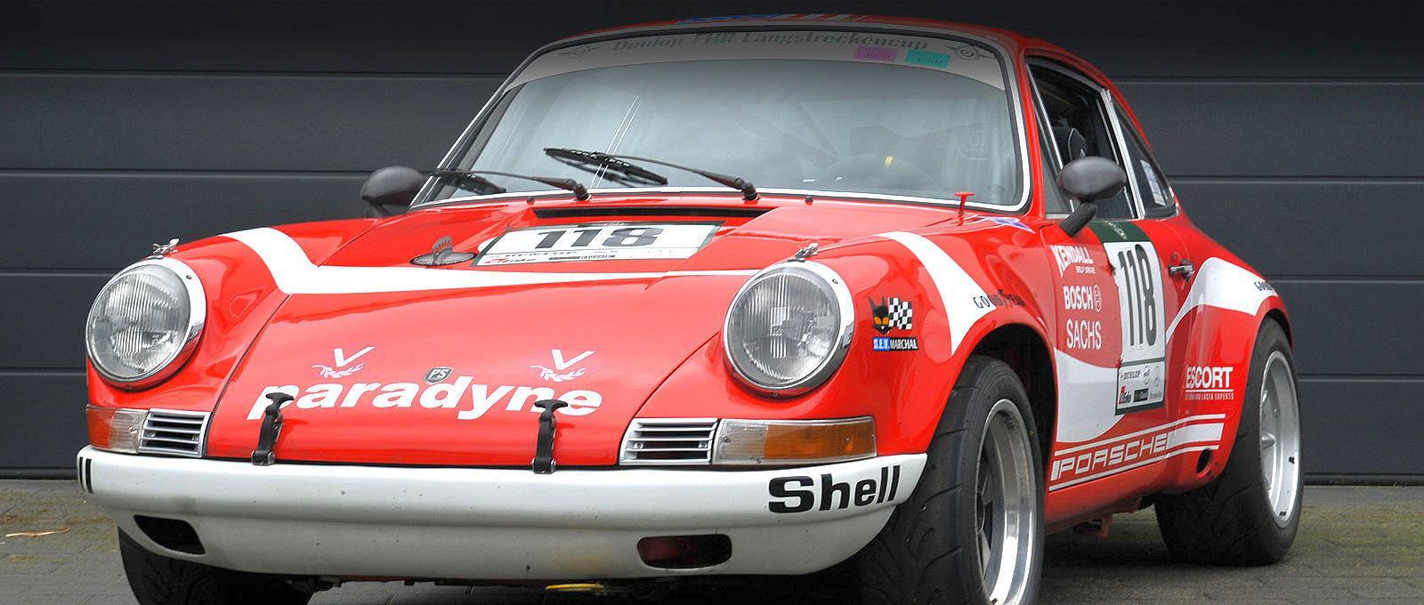 Porsche 911 ST AUFBAU