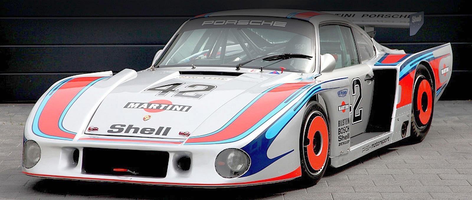 Porsche 935 K4 Martini