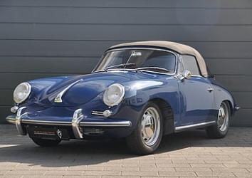 Porsche 356 Cabrio Klein
