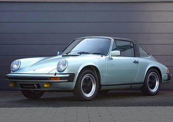 Porsche 911 27 SC Targa Klein