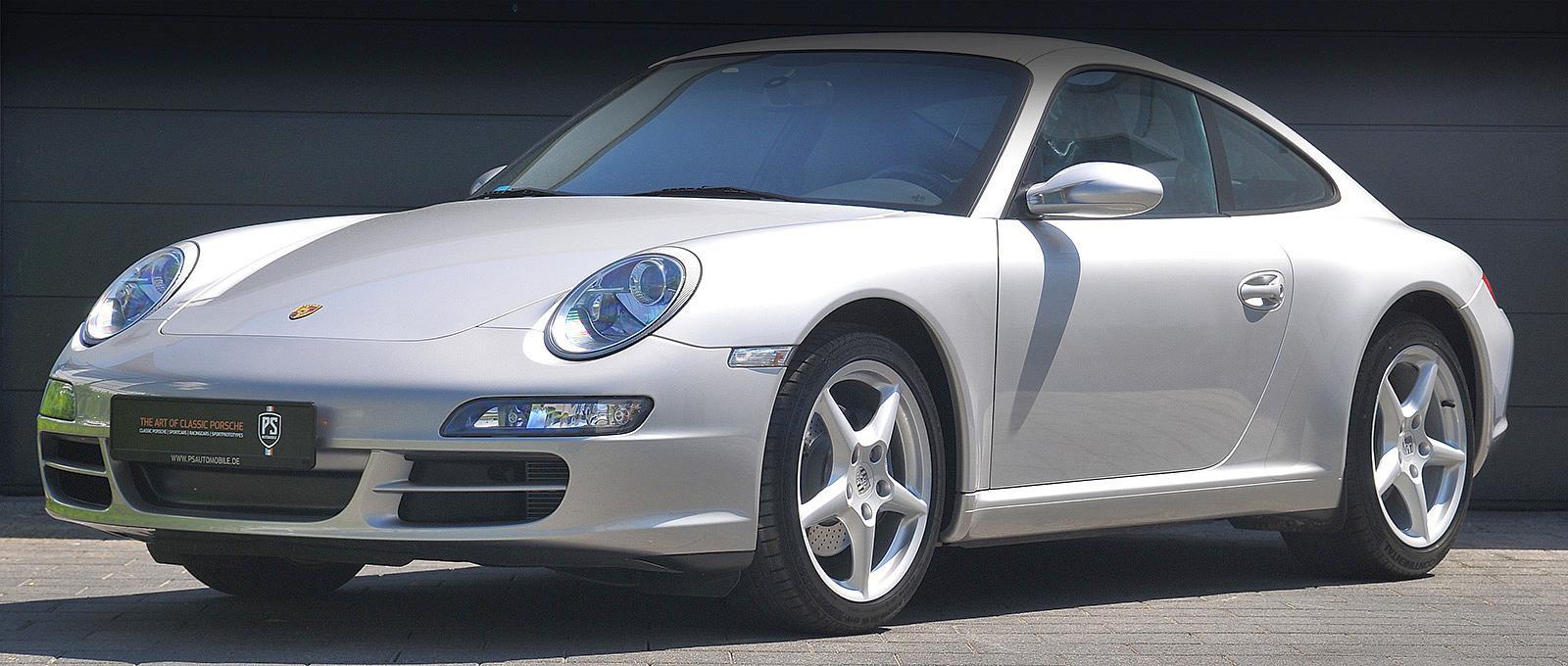 Porsche 997 Coupé