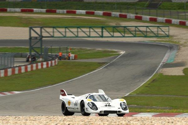 PS Automobile nimmt mit dem Porsche 917 032 am Vorlauf zur DTM teil!