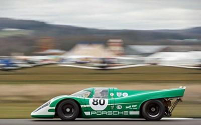 Porsche 917 Kurzheck Coupé bei den Le Mans Classic