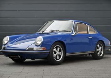 PS Automobile Porsche911 20SWBCoupe Front