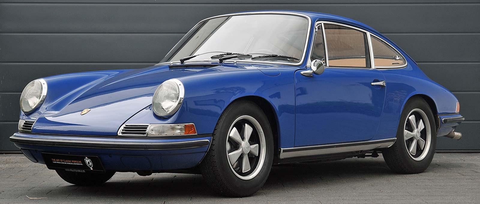 Porsche 911 2.0 SWB Coupé