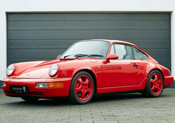 Porsche 964 C2 Coupe Klein