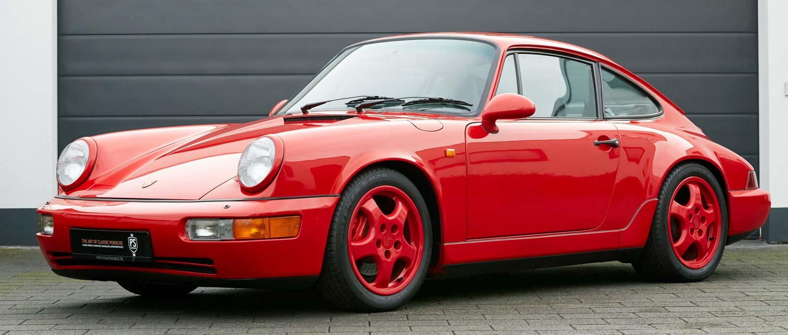 Porsche 964 C2 Coupé
