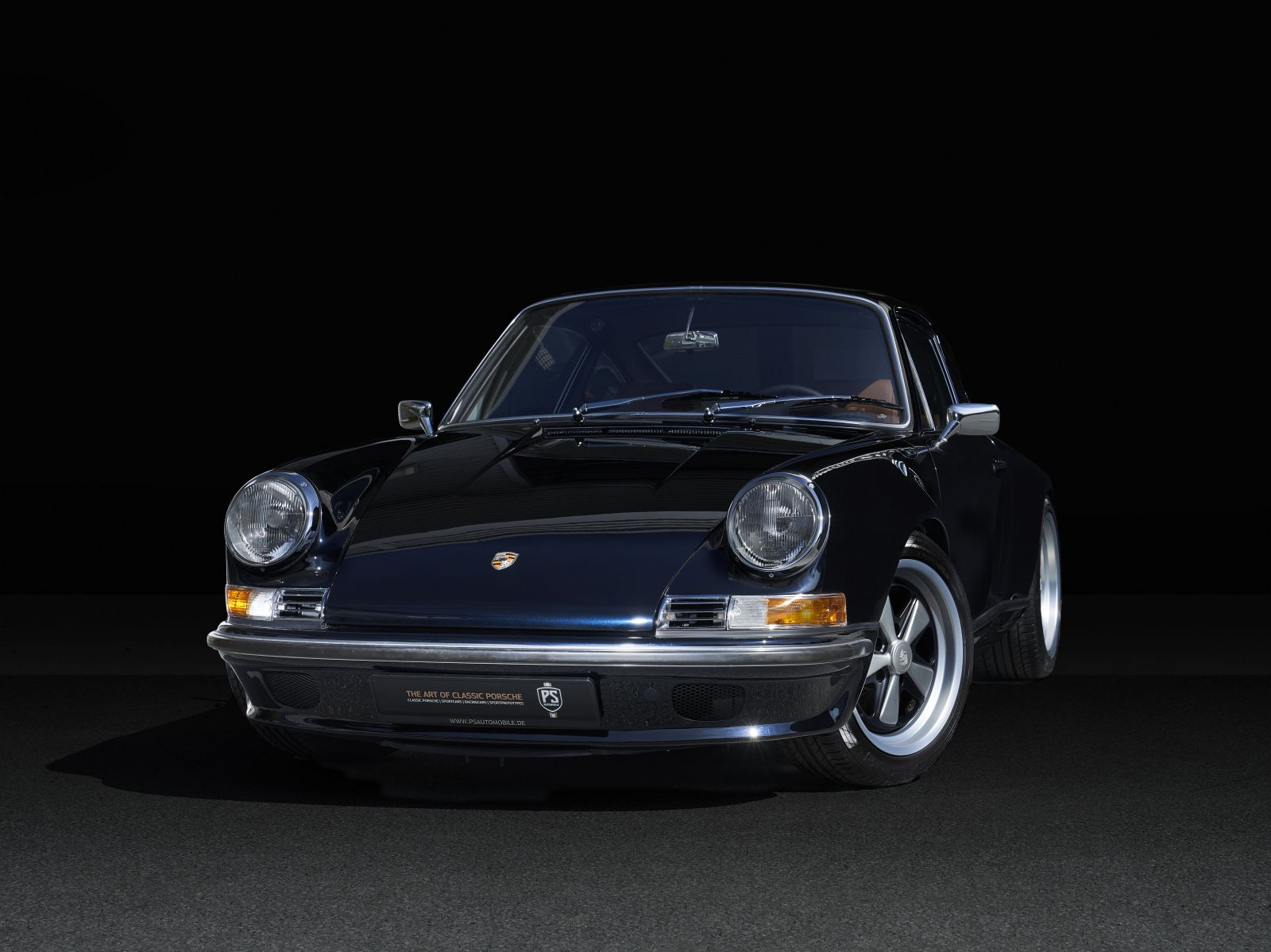 PS Automobile Porsche911ST BlackPearl 01
