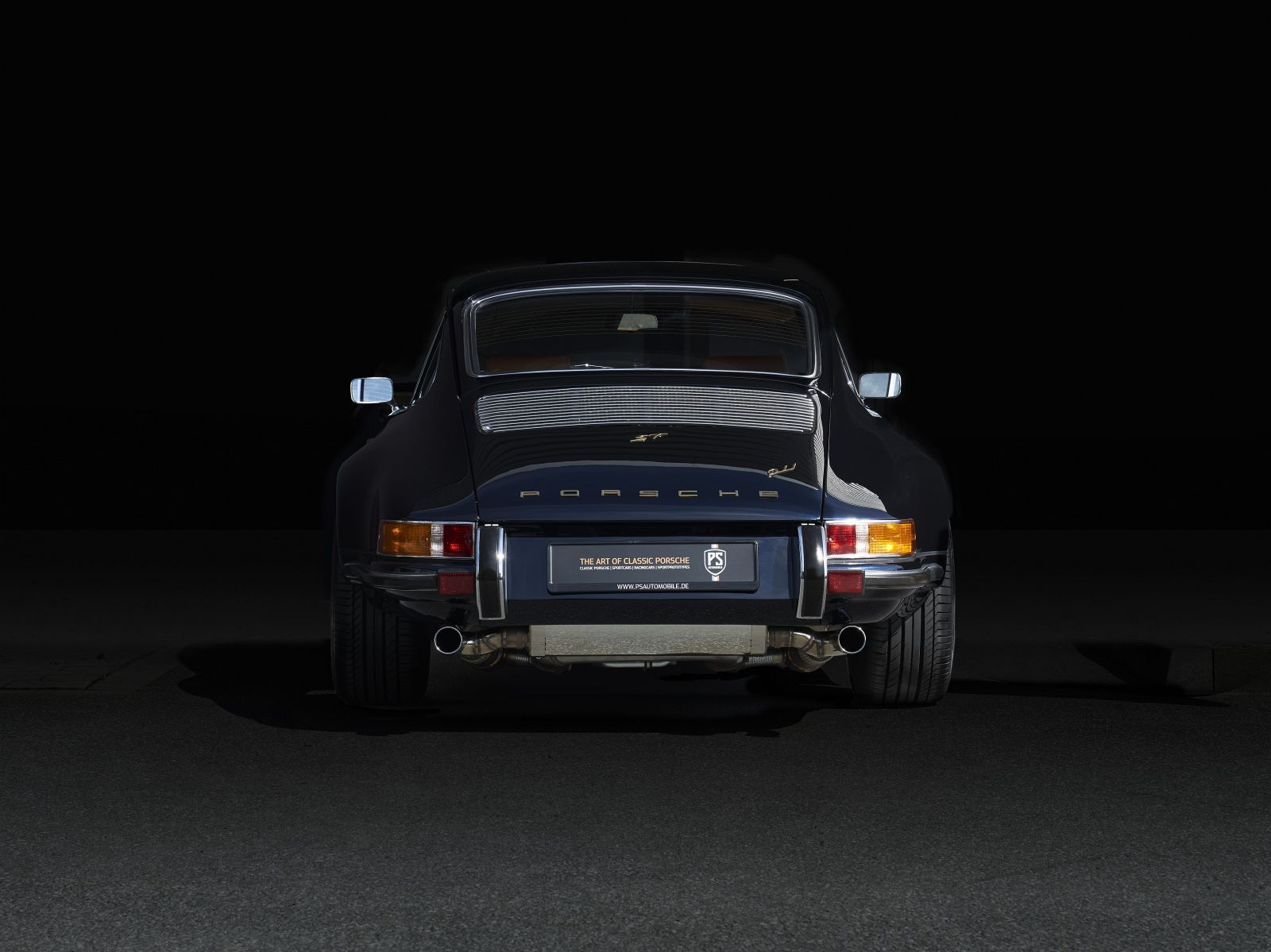 PS Automobile Porsche911ST BlackPearl 04