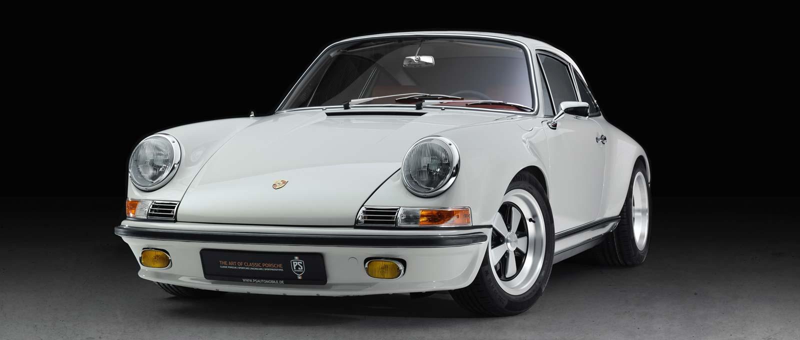Porsche 911 ST Umbau – REIHERGRAU
