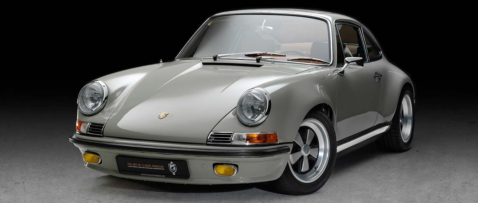 Porsche 911 ST Umbau FORTUNAGRAU