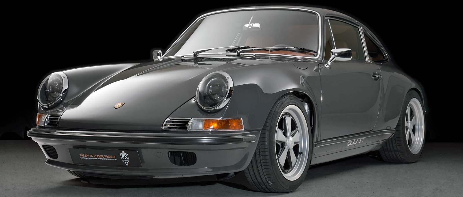 Porsche 911 ST RECONSTRUCTION GRAPHITGREY